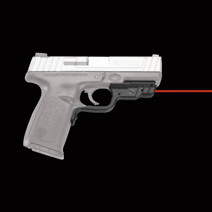 Crimson Trace Laser for Smith & Wesson SD, SD VE - LG457