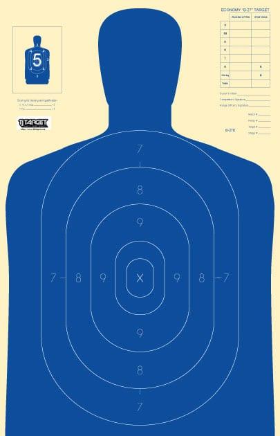 B29 Targets Tj Target